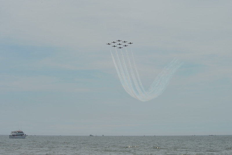 Royan Canadian Air Force Snowbirds