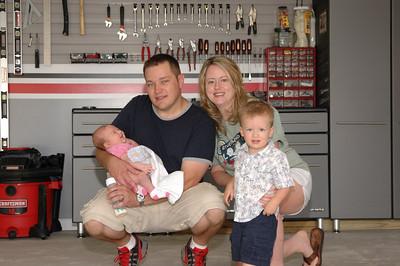 Travis Bennett Family