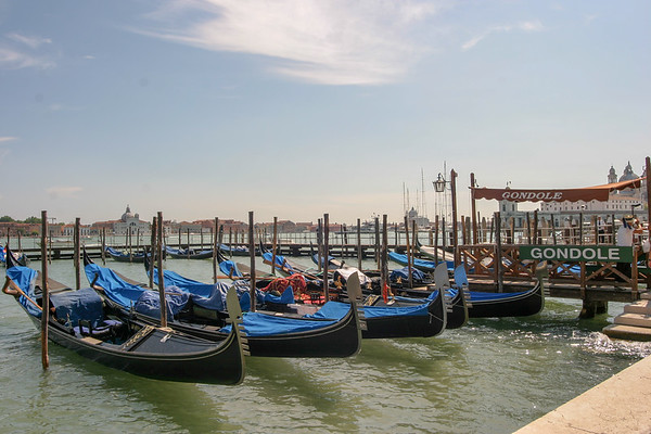 Venice, Italy - September, 2006