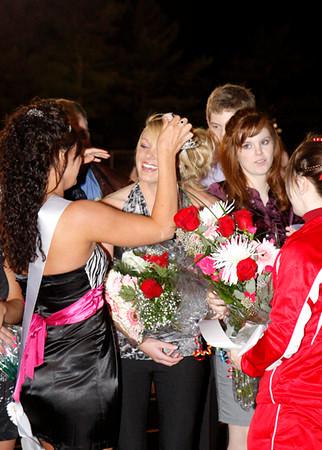 SNHS Football vs Caston - Homecoming 2009
