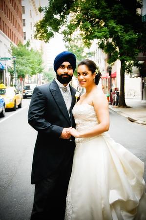 Sawdie and Harman-Wedding