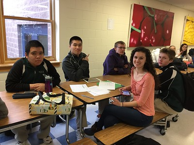 2016 Math Meet 3 @ Vergennes Union H.S. 01.05