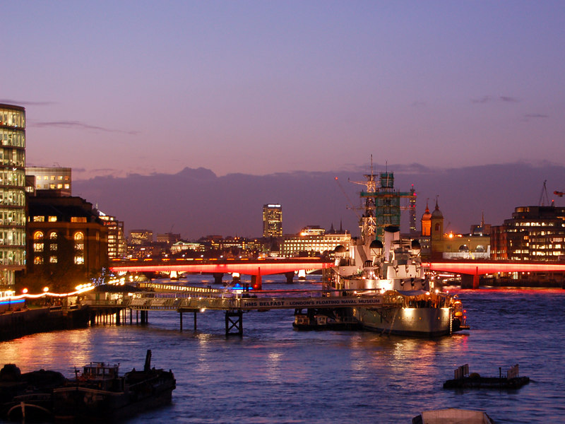 London: The HMS Belfast
