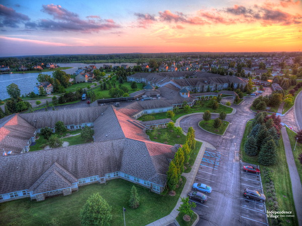 Waterstone - Aerial Photography