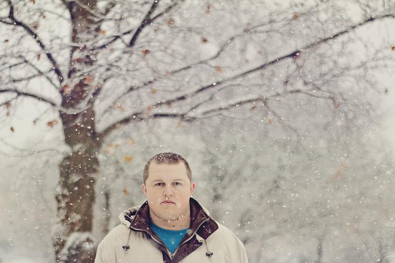 When The Snow Falls..... 278/365 11/5/13