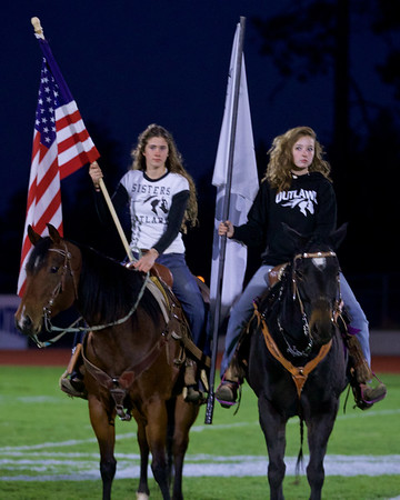 Outlaw Football vs Philomath 10-11-2 018 Homecoming