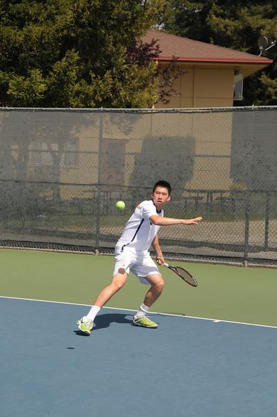Menlo Boys Tennis 2012 - Sr 2