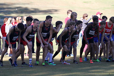 2014 XC Sectionals