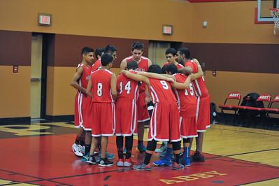 2014-15 Junior Boys Basketball