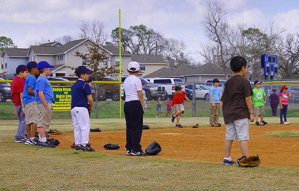 Spring 2011 Baseball Skills Camp