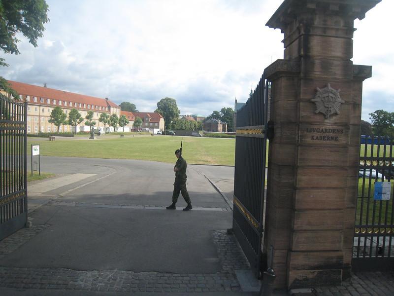 Queen's Palace - Copenhagen