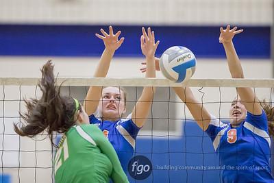 10-10-16 Edina v Minneapolis Washburn Volleyball