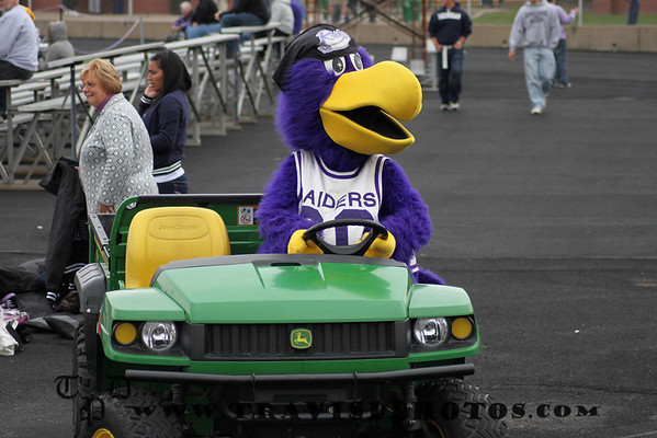Mount Union Homecoming 2010