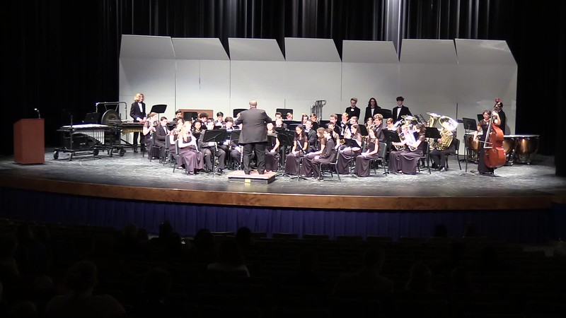 Wind Ensemble - District Orchestra Festival - 12th Grade.mp4