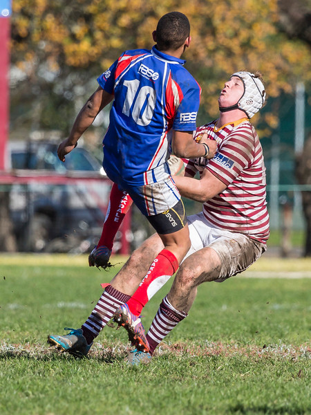 PRG Rugby 19A vs. Oakdale