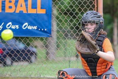 Varsity Softball v TC Williams 5/21/18