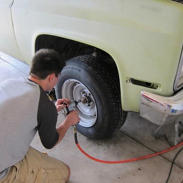 Chevy Truck (008)