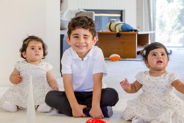 Nisha family shoot