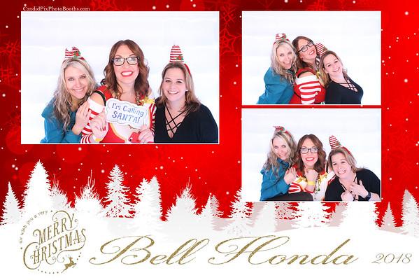 Bell Honda Holiday Party