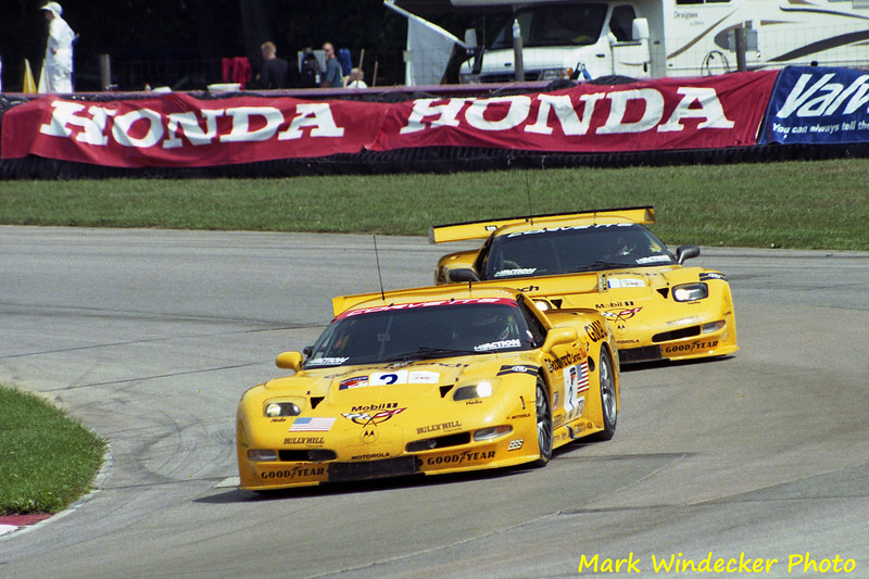 10TH 1-GTS RON FELLOWS/JOHNNY O'CONNELL...