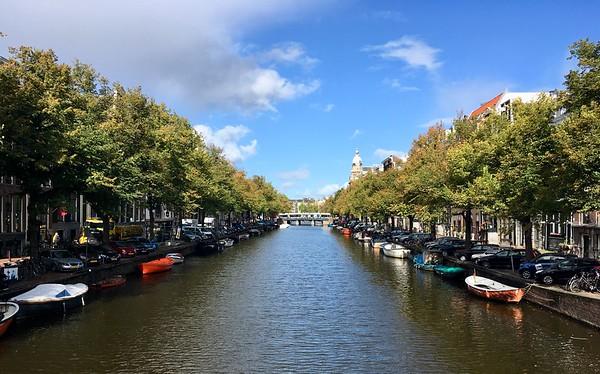 Europe 2018: Amsterdam