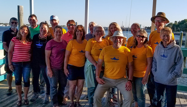 Little Talbot Island with Cincypaddlers