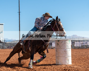 Friday - 5th & Under - Barrel Racing - Boys