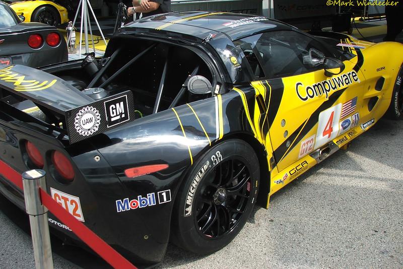 GT2- Corvette Racing Chevrolet Corvette C6.R ZR1