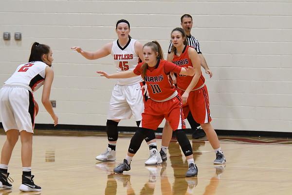 Varsity Girls Basketball vs Elkhorn-EMC