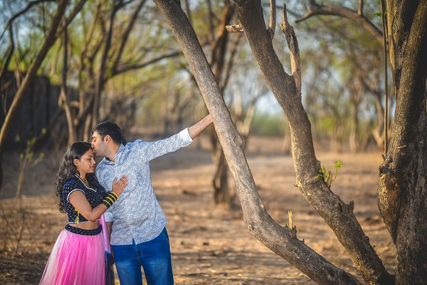 Arjun & Anjali