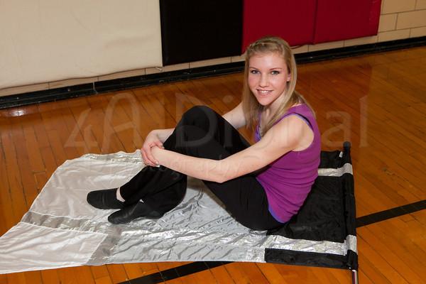 2011-12 NP Dance Team - Winter Guard