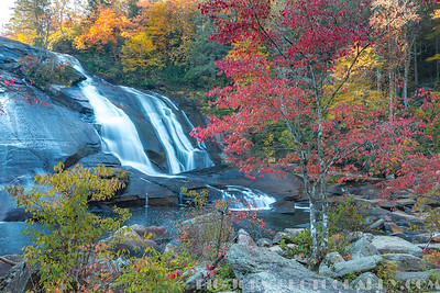 DuPont Forest Waterfalls N.C. 10-16-16