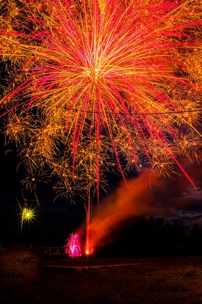 Sipes Fireworks 2017