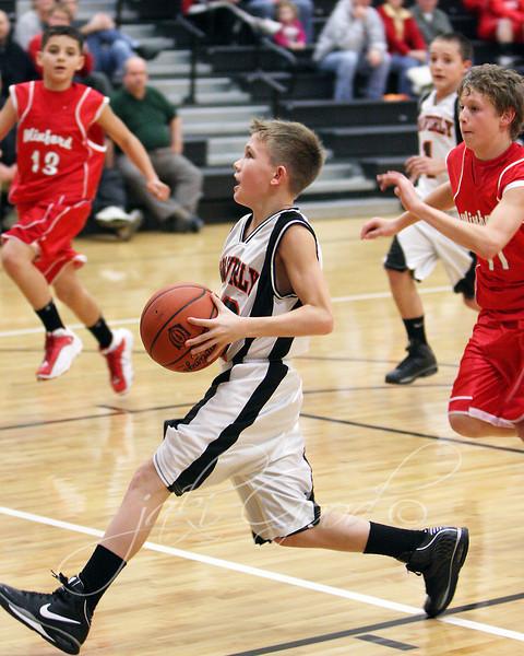 waverly jrhi basketball dec 2008
