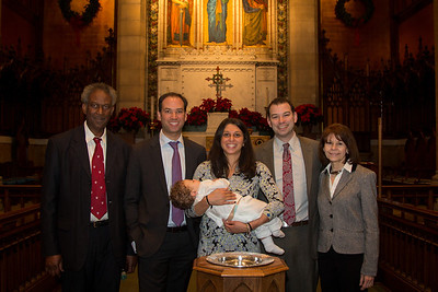 Anderson's Baptism