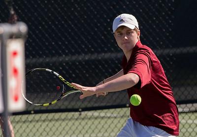 4/20/16: Boys' JV Tennis vs Berkshire