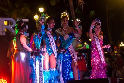 2019 Aruba Lighting Parade