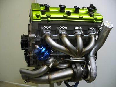 Hayabusa Turbo - RillTech