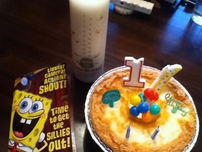 Jacob's 11th Birthday