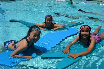 Carver 5th-Graders Make a Year-End Splash