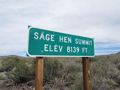 CA- Sage Hen Summit