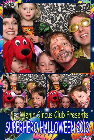 10-26 Menlo Circus Club - Photo Booth