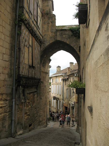 side street St-Emilion - Mimi Nenno