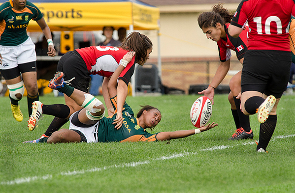 Nations Cup - Canada vs. South Africa - August 7, 2013