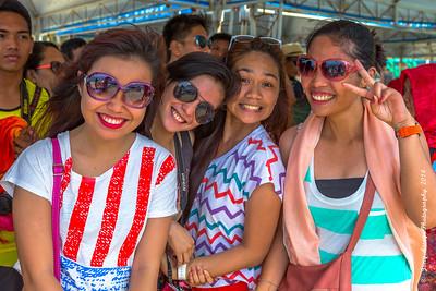 2014 Puerto Princesa Palawan Ugong Rock Adventures
