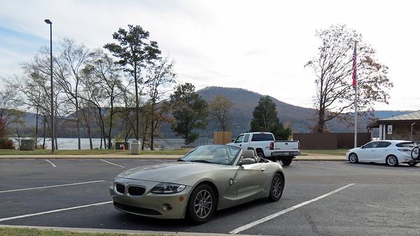 November 25:  Returning to Athens, Georgia .  .  .