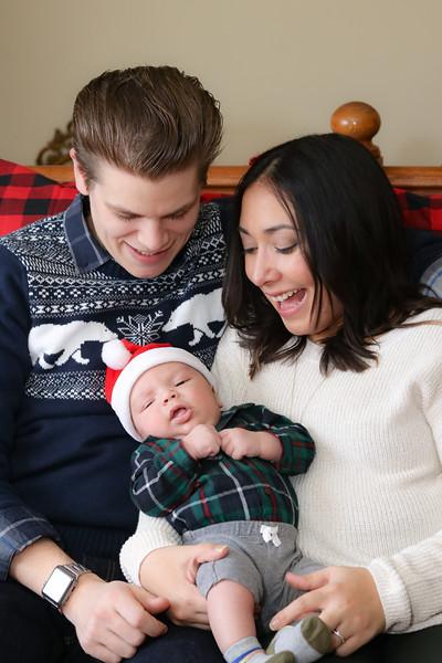 Wolz Family Christmas Mini