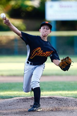 Baseball Wednesday Night Folsom vs El Dorado