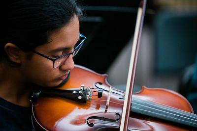 Orchestra Rehearsals