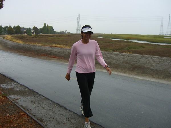 Week 24 Training Run